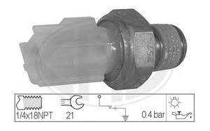 ERA 330028 Датчик   Давл.масла F*TRS 00-/MD/FC/FS / CTR*/PG*/MA*/  0,40 bar (бел)