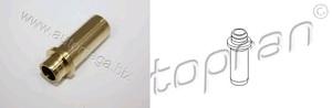 TOPRAN 100609 ВТУЛКА   Клап. Направл. VW* 1,6-2,8  на 7 mm