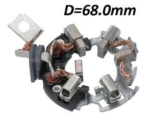 VR VR-HB1311 ЩЁТКОДЕРЖАТЕЛЬ VW*  BSX175-176  5x12x11.5mm