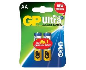 GP 15AUP U2 Батарейка   Стандартные ALKALINE 15AUP U2   1.5V (в блист. 2шт.)