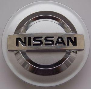 КИТАЙ AK-3333 Колпачок   На диск NISSAN (серебр.фон. / хром. знак)  D=56,7mm