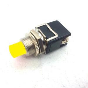 DAMMER K28913 Кнопка   Универс. Кругл. керам. жёлт.  Б/фикс.