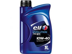 ELF 700 STI-1L Масло авто моторн.   10W40 EVOLUTION  700 STI      1L  П/СИНТ