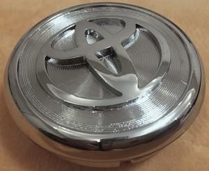 КИТАЙ K15863 Колпачок   На диск TOYOTA (хром)  D=56,7mm