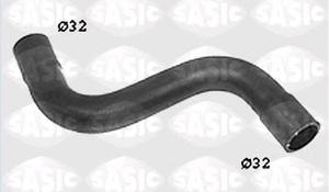 OSSCA 1H0121051B Патрубок   Охл.резин. РАДИАТОРА  VW*G/VN