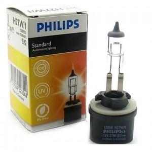 PHILIPS 12059C1 ЛАМПА 12V H27W/1  27W  PG13 (880)  12V цоколь прямой