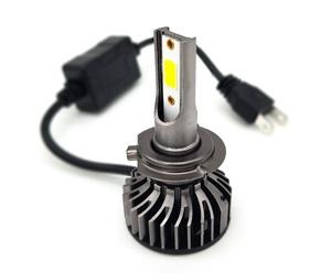 КИТАЙ K33239 Диод световой 12v   H7 (PX26d)  6-led MINI  6000K укорочен.