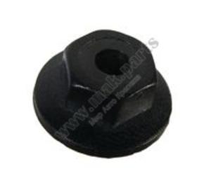 NAck 20009/20016 ГАЙКА   С фланцем, (прессшайба) TO* / LX* много моделей, кузов, универсальные  Пластик, (чёрный)