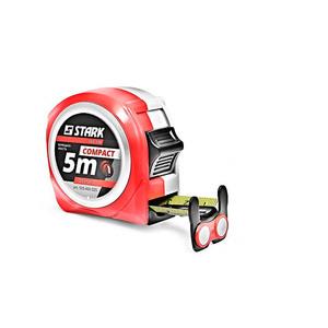 STARK 503450025 Инструм. шт.   Измерительный РУЛЕТКА (2-х стор. размет.) 5М  Оборудована двусторонним магнитным крючком