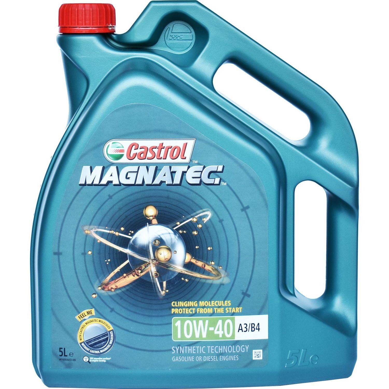 CASTROL MAG U-5L Масло авто моторн.   10W40 MAGNATEC univers 5L  A3/B4  П/СИНТ