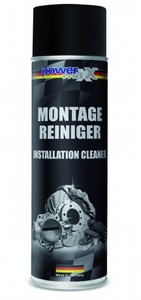 BLUE CHEM 35014 Очиститель   Метал. поверхности МНОГОФУНКЦ. (Удаляет грязь, масло, жир, тормозную жидкость, прочие нефтепродукты и пригоревшие технические жидкости.)  MONTAGE REINIGER (Installa tion Cleaner)