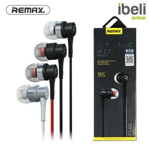 REMAX RM-535 АКСЕССУАРЫ Наушники 3,5mm  Чёрные