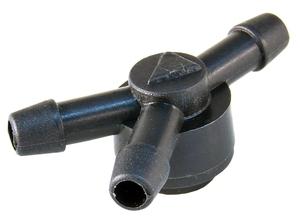 Фитинги с клапаном