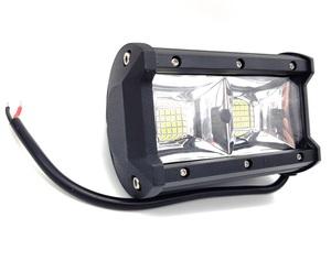 КИТАЙ K33033 Фара   Пр./Тум. Диод.  32-LED прямоуг. (болш).  L-120mm (яркая)