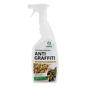 GRASS 117107 Очиститель   Наружный Для удаления следов скотча, жвачки, резины, клея, а также граффити  Antigraffiti