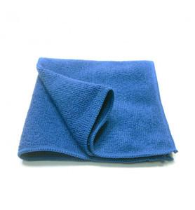 КИТАЙ K34041 Салфетки   Полотенце коричн./синее  40х40cm