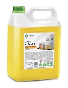 GRASS 160101 Очиститель   Бытовой Кислотн. моющ. средство для фасадов и др.  ACID CLEANER