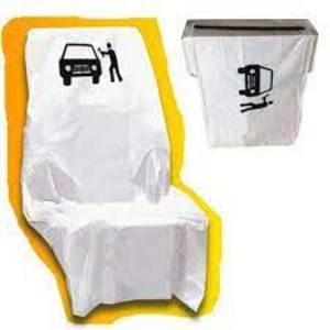 JBM 51978 Накидка   Плёнка Защита сиденья  Для СТО