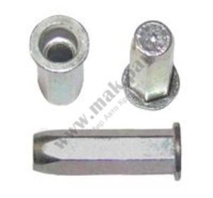 NAck 20332 Гайка   Закладная FT/ ALF/LNC   d 5,0mm, глухая