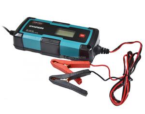 HYUNDAI HY 400 Зарядн. устр-тво   для авто ЦИФРОВАЯ (АВТОМАТ)  с функц. десульфатации.  Инвертор,  для АКБ. до 80 Aч