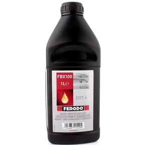 FERODO FBX100 ТОРМ. ЖИДКОСТЬ DOT-4  FERODO  1,00L