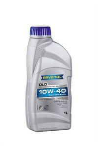 RAVENOL DLO-1L Масло авто моторн.   10W40 DLO  1L  П/СИНТ