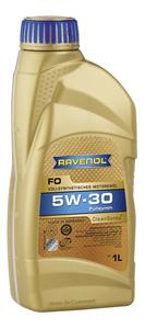 RAVENOL FO-1L Масло авто моторн.    5W30 FO  1L  СИНТ.