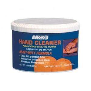 ABRO HC-141 Очиститель   Рук ABRO  Аром. апельсин. с пемзой