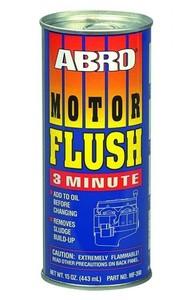 ABRO MF-390 Очиститель   Масл. сист. Двигат.(внут) до 6л масл.сист.  MOTOR FLUSH   5 min