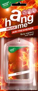 NATURAL FRESH W-HM030-MU Аромат ELIX HANG MUSK  Подвесной