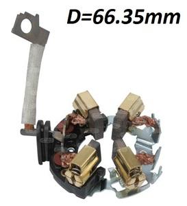 VRD VR-HB1291 ЩЁТКОДЕРЖАТЕЛЬ VW*LT  95-  (MB*SPR) (см.134659)  12V 2,2 kw СТАРТЕР 0 001 125 501