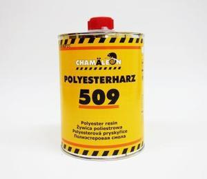 Chamaleon 15095 Шпатлёвка Flex - 1,0 кг. цвет медовый  2-комп. Полиэстер. смола выс/эласт.