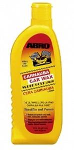 ABRO LW-811 ПОЛИРОЛЬ   Кузова Жидк. с воском Карнаубы  Carnauba Car wax
