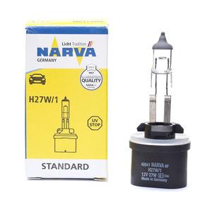NARVA 48041 ЛАМПА 12V H27W/1  27W  PG13 (880)  12V цоколь прямой
