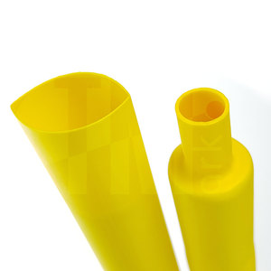 DAMMER K28922 Кембрик   Термо D=10mm желт  (20cm)
