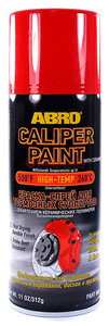 ABRO CP-555-RED Краска   Аэр. Выс.темпер. д/супп. hi-temp 260С  Красн. Ceramic high-t 260С