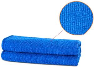 КИТАЙ K12259 Салфетки   Полотенце синее