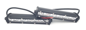 КИТАЙ K33032 Фара   Пр./Тум. Диод.   6-LED прямоуг. (тонкая).  L-180mm