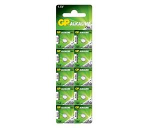 GP 164 U10 Батарейка   Для часов Alkaline Cell 164 U10   3V (в блист. 10шт.)