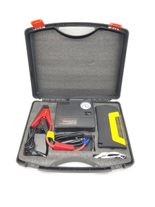 КИТАЙ K43607 Зарядн. устр-тво   для авто 50A Power Bank + насос для шин.  +пусковое