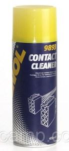 MANNOL 9893 Очиститель   Эл.контактов Электронного обор.  450gr  CONTACT CLEANER