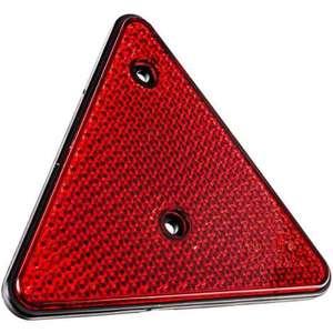 AUTOMAX 18168K Отражатель треугольный красный  ДЛЯ ПРИЦЕПА