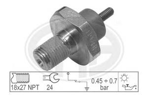 TURKEY 50540 Датчик   Давл.масла F*TRS 2.5D/TD  0,3-0,50 bar
