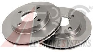 ABS 15981 Диск торм.   Передн. с/в  F*ES5/7/FS  ( в коробке 2 шт.)