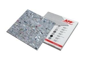 APP 050907 Материал Звукоизолирующий  Войлок/битум