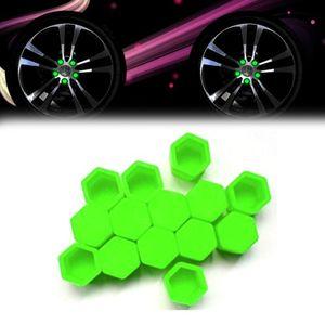 КИТАЙ K30533 Колпачок   На болт ступичный (к-т 20шт.)  Силикон флуоресцентный