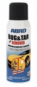 ABRO BT-422 Очиститель   Наружный КУЗ ОТ НАСЕК. БИТУМ. И ДР.ПЯТЕН (аэрозоль)  BUG & TAR REMOVER