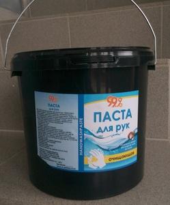 CHIMEXPERT K24872 Очиститель   Рук 99% (кокос) 5000gr  С кокосов. стружкой