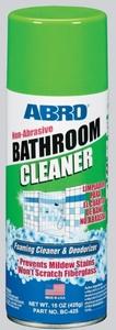 ABRO BC-425 Очиститель   Бытовой ДЛЯ ВАННОЙ КОМНАТЫ  BATHROOM CLEANER
