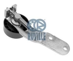 RUVILLE 55248 Ролик   ГРМ F*ES/FS 1,8D/TD  -95 натяж.  Глад. с/кроншт. (ролик съёмный)